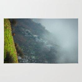 Mountains landscape Rug