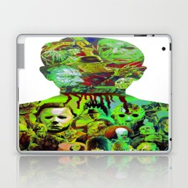 Have Alittle Horror In You? Laptop & iPad Skin