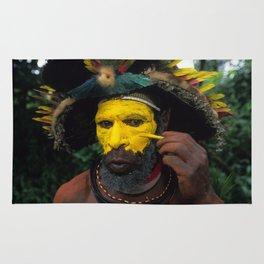 Papua New Guinea Adventure Rug