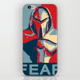 Vote for Cylon iPhone Skin