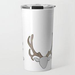 Three little Deer Travel Mug