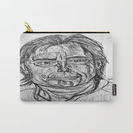 The Master Of Horror Carry-All Pouch