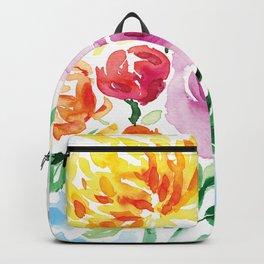 In bloom Backpack