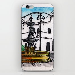 Philippines : Carriedo Fountain iPhone Skin