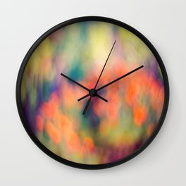 Layers of Joy 1 Wall Clock