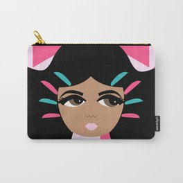 Don't Touch My Hair Carry-All Pouch