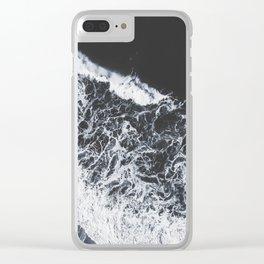 sea lace Clear iPhone Case