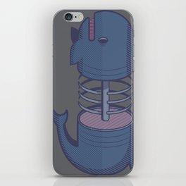 Whale Whale whale iPhone Skin