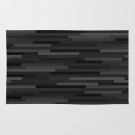 Black Estival Mirage Rug