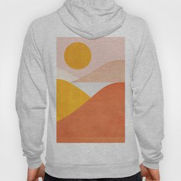 Abstraction_Mountains Hoody