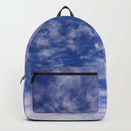 The Endless Deep Blue Sky Backpack