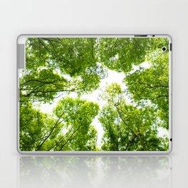 New green leaves Laptop & iPad Skin