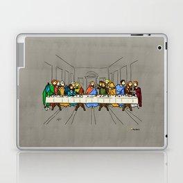 Cenaculum -Last Supper Laptop & iPad Skin