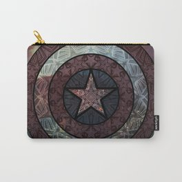 America Mandala Carry-All Pouch