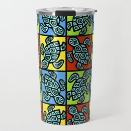 Pop Turtles Travel Mug