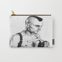 Taxi driver Robert de niro Carry-All Pouch