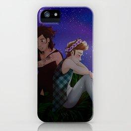Under the Stars iPhone Case