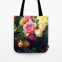 Floral 3  Tote Bag