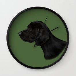 Chomper Wall Clock