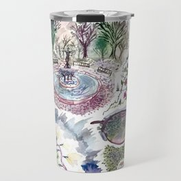 Random Access Paintings Travel Mug