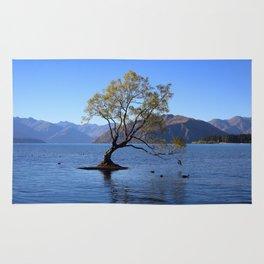 Lake Wanaka Tree Rug