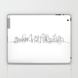 Pittsburgh Skyline Drawing Laptop & iPad Skin