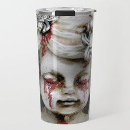 Massacred Angel: mixing Heaven with Hell. Travel Mug