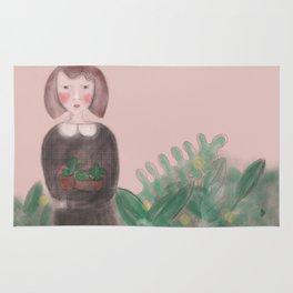 Plant Lady Rug