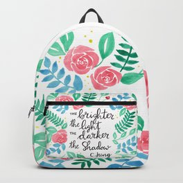 The Brighter the Light Backpack