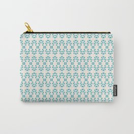 Modern Phyllotaxis Carry-All Pouch