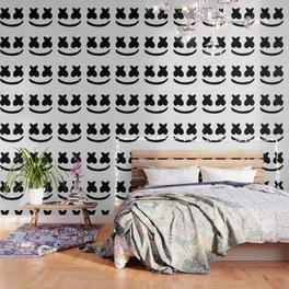 Marshmello smile Wallpaper