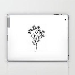 Wild Carrot Wildflower Laptop & iPad Skin
