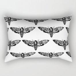 deathmoth Rectangular Pillow