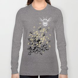 The Flight of the Bumble Bees Long Sleeve T-shirt