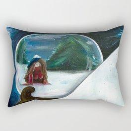 Feeling The Season Rectangular Pillow