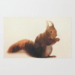 Veluwe: Squirrel Rug