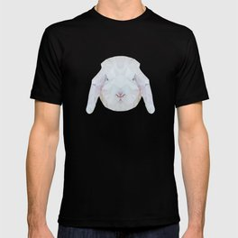 Bunny Portrait T-shirt