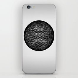 Sphere 1 iPhone Skin