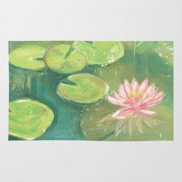 Lily Pond Rug