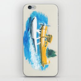 DH Beaver iPhone Skin
