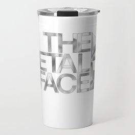 MF Doom - The Metal Face Travel Mug