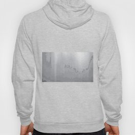 Grey Iron Background Hoody