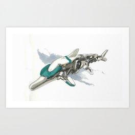 Ichthys Art Print