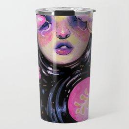 A Sea of Lights Travel Mug