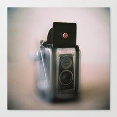 Kodak Duaflex IV Canvas Print