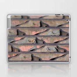 Grate Curves Laptop & iPad Skin