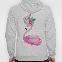 Lovely Flamingo. Hoody