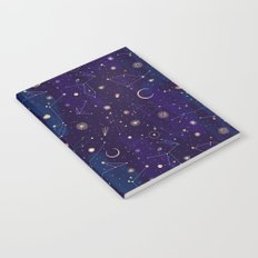 Night of a Thousand Moons Notebook