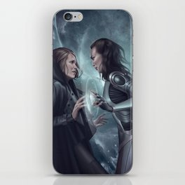 Clexa iPhone Skin