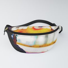 Chicago neon Fanny Pack